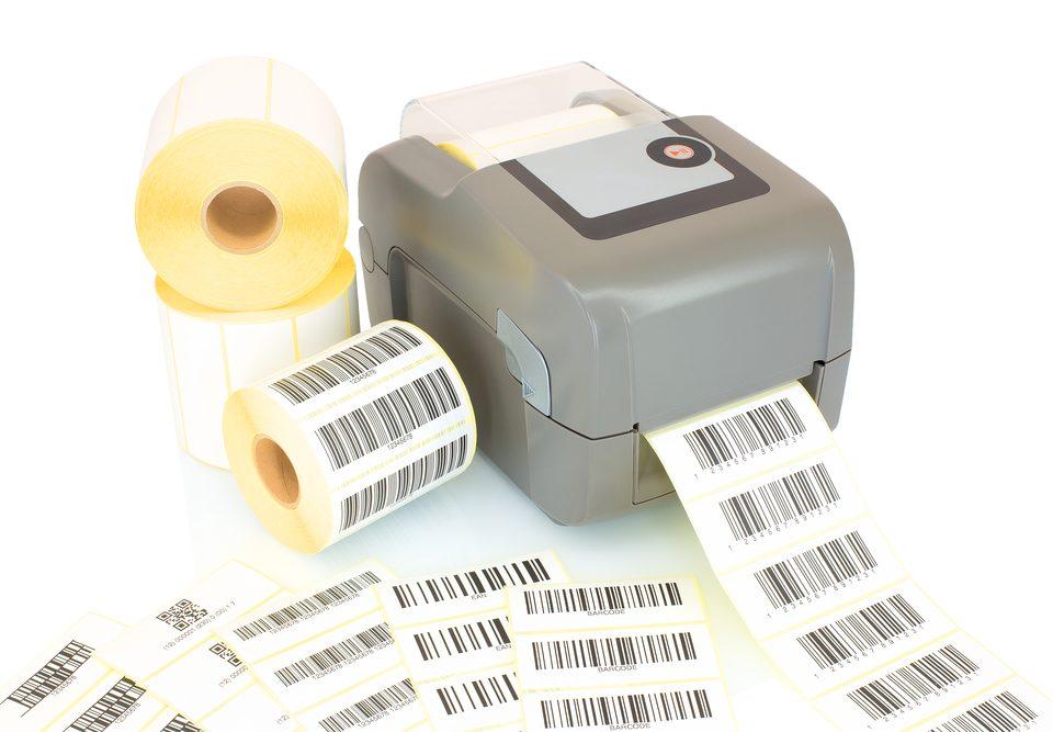 imprimante étiquette zebra