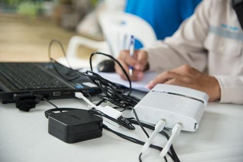 Entreprise d'installation de réseaux informatiques